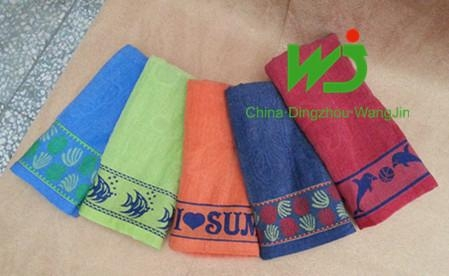 factory direct sell bath towels 100% cotton low price 2