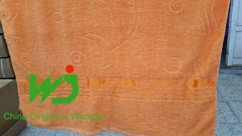factory direct sell bath towels 100% cotton low price 4