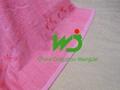 70*140cm beach towels high quality white