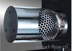 单柱液压换网器