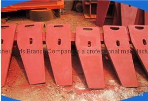 High Manganese Liner plate steel wear plate for crusher - liner
