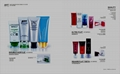 Cosmetic packaging plastic tubes Dia.13mm-60mm 3