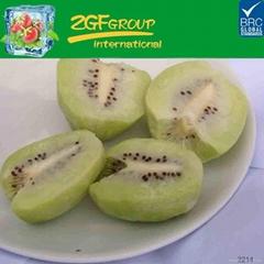 IQF frozen kiwi fruit