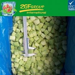 IQF frozen melon