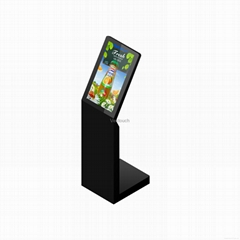 21.5-27inch Floor Standing Capacitive Touch Monitor