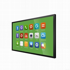 32-55inch Wall Mounting Android IR Touch Display