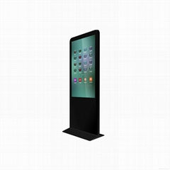 43-55inch Floor Standing Android IR Touch Display