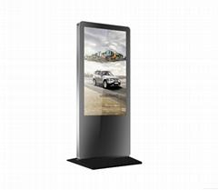 43-55inch Floor Standing Digital Signage Display