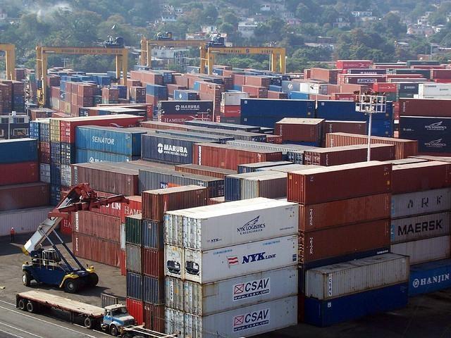 Logistics Service  as Door to Door  Shipment  to  USA  4