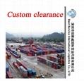 Logistics Service  as Door to Door  Shipment  to  USA  2