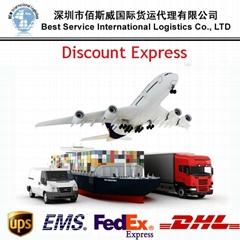 Amazon Shipping From China to West coast USA FBA warehouse by sea