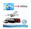 International Air Freight to Azerbaijan and Bangladesh 2
