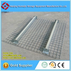 Galvanized Wire Mesh Deck for Pallet Racking