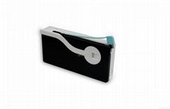 户外手摇发电多功能强光型充电宝