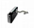 戶外手搖發電多功能強光型充電寶 5
