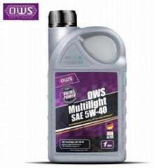 德卫(OWS)5w40 全合成宝马德国进口汽车机油 1L/4L
