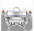 Stainless Steel Buffet Stove