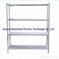 Stainless steel shelf stainless steel