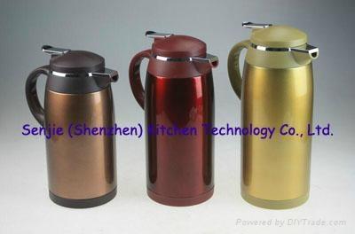 Stainless steel water jug coffee pot SS teapot 1
