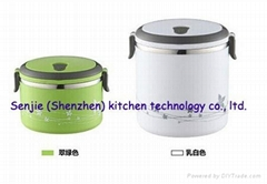 High quality stainless food storage lunch box food carrier