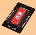 USB充电创意防风电子点烟器 2
