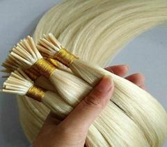 Prebonde Hair Extension Keratin Stick Tip Hair Extension