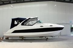 QD 27 CABIN Fiberglass Sport boat