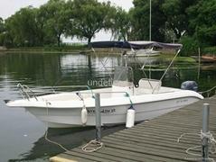 QD 18 OPEN Fiberglass fishing boat