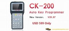 V39.7 CK-200 CK200 Auto Key Programmer Updated Version of CK-100