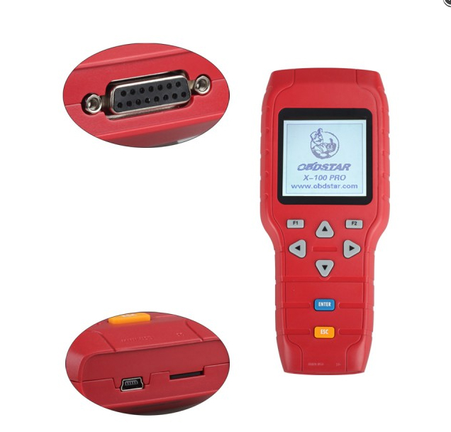 PRO Auto Key Programmer D Type for Odometer and OBD Software Function 1