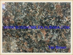 Baltic Brown cubestone Paving Tile