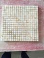 golden spider marble mosaics golden marble mosaic tiles 1