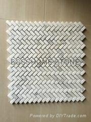 Fabulous Wall Marble Mosaics Tiles ,Interior Decoration Wall Tiles