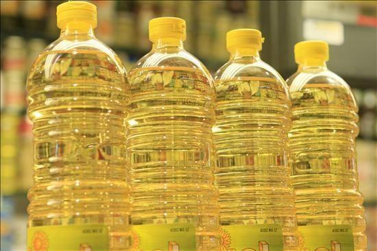 Soyabean oil 2