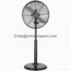 Electric Metal High Volecity 16 Inch Stand Pedestal Fan