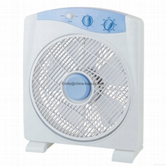 Electric 12 inch Plastic Timer BOX Fan