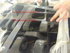 Track Shoes For SC800 Sumitomo Crawler Crane