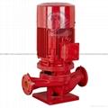XBD-HW臥式恆壓切線消防泵