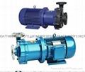 CQB不鏽鋼磁力泵 1