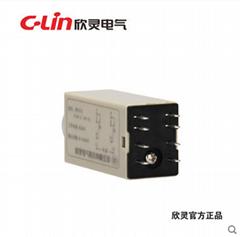 温州厂家现货直销欣灵ST6P-2时间继电器