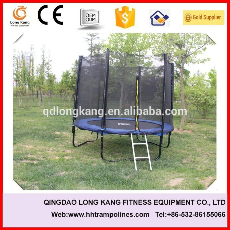 kids indoor trampoline bed fashion trampoline park with safety net 5