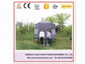 Bungee Trampoline Playground Equipment Indoor Trampoline with net for Sale 4