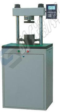 油井水泥抗壓強度試壓機 2