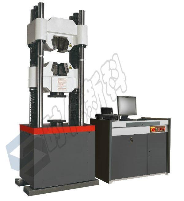 電液伺服鋼管拉力試驗機 1