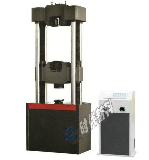 數顯式  鋼觔抗拉強度試驗機 3
