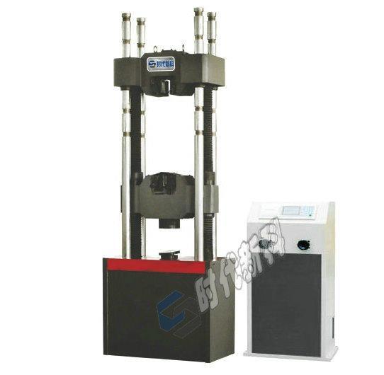 數顯式  鋼觔抗拉強度試驗機 2