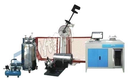 微機控制低溫全自動衝擊試驗機 4