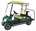 Battery powered double seats go kart (LT-A2) 1