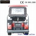 Battery powered double seats go kart (LT-A2) 2