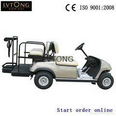 Battery 4 seater go kart for sale LT-A2+2